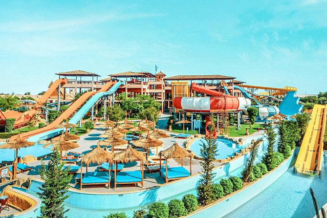 Jungel Water Park (with convict) - Hurghada German