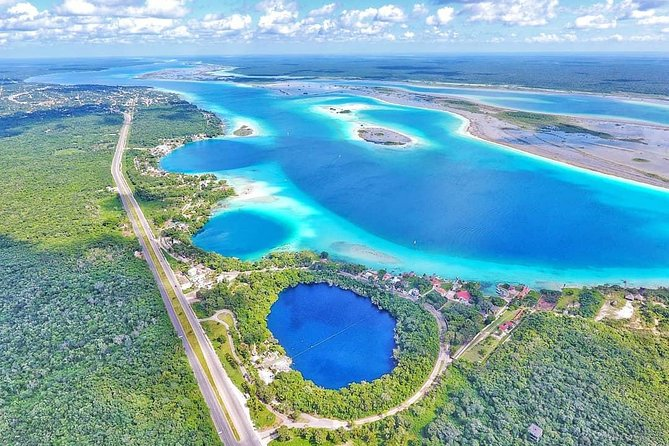 Bacalar Lagoon All Inclusive with Transportation (Breakfast and Food Included)