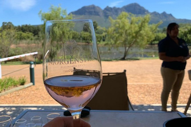 Private Winelands Tour including Stellenbosch and 3 to 4 Wine tastings