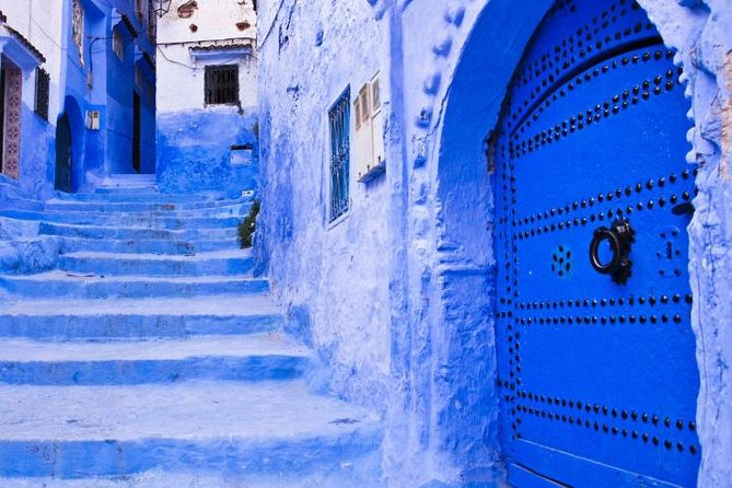 Small Group Day Trip to Chefchaouen