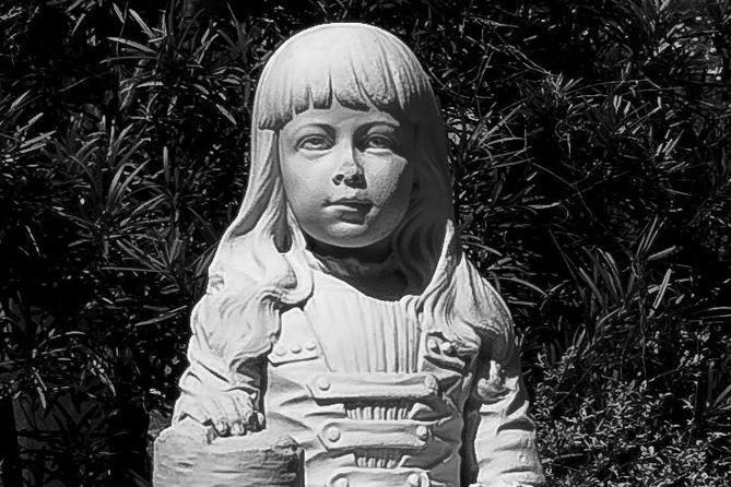 Little Gracie Watson's Grave
