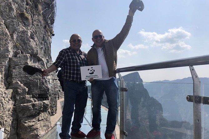 1-Day Zhangjiajie Tianmen Mountain Tour