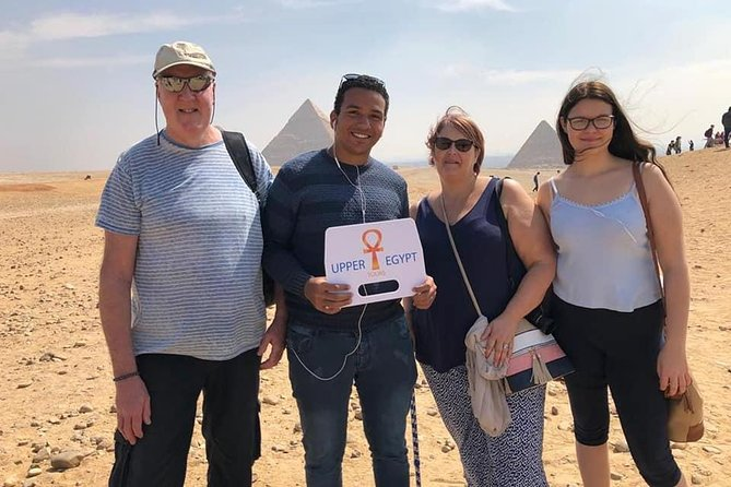 Best Tour Giza Pyramids Sphinx Memphis and Saqqara