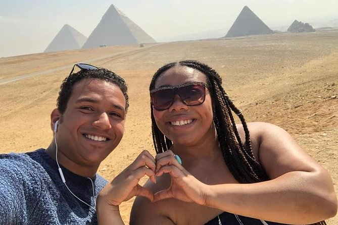 Explore Cairo And Giza in Two Days