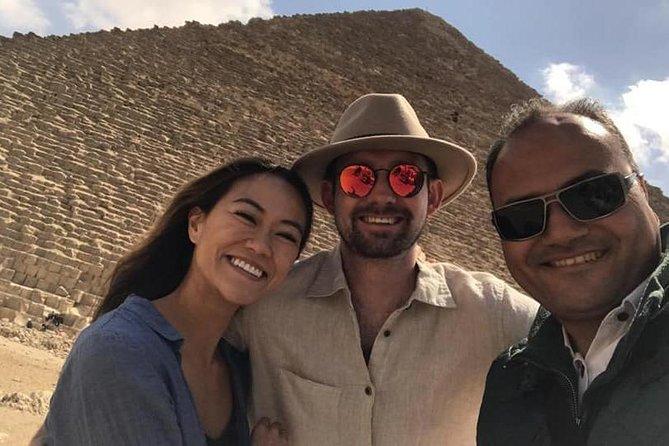 Private Tour Giza Pyramids and Coptic Cairo