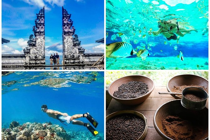 All Ticket Inclusive : Lempuyang Temple with Blue Lagoon Snorkeling