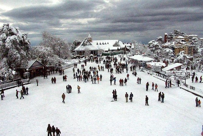 Shimla City Tour (Pick up from Hotel)
