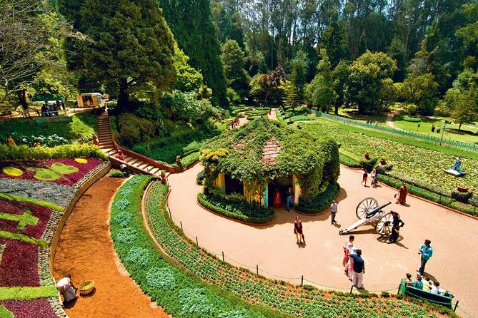 Ooty City Tour (Pickup from Hotel)