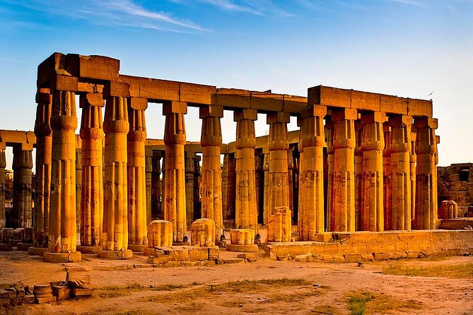 Half day Private Tour : Karnak and Luxor Temples