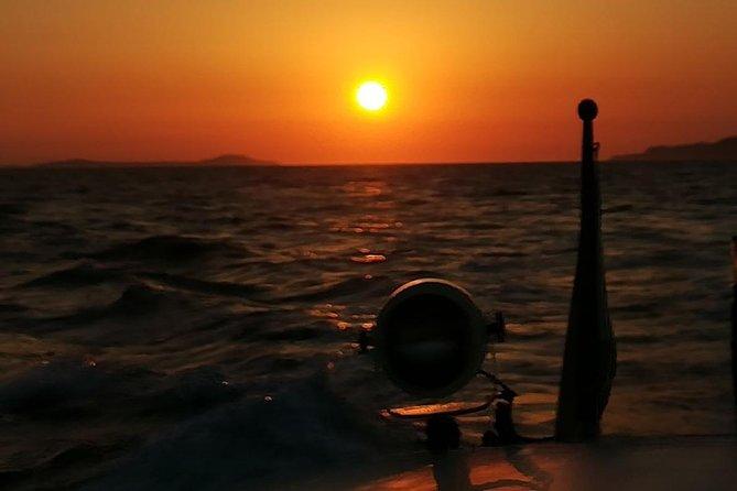 Private boat tour of the island of Capri