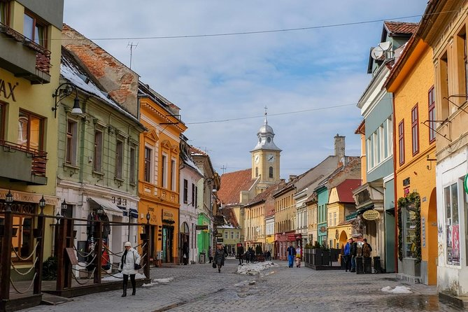 Bucharest Airport Transfer to Brasov - fixed price for up to 3 seats - 180 euro