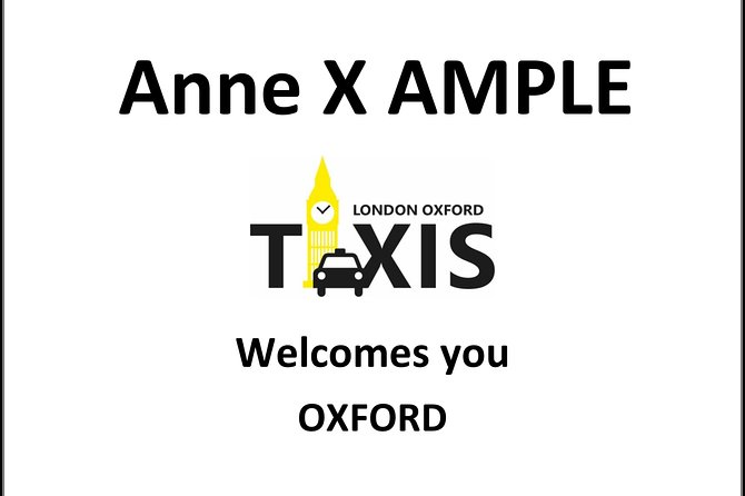 Gatwick Airport Transfers (To and From Oxford)
