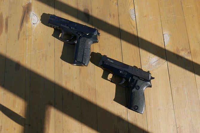 3 Hours VIP Shooting Range Package