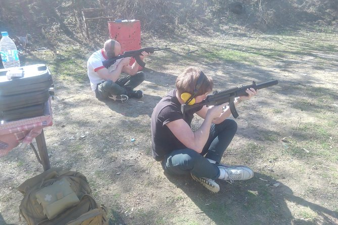 One Day Rifle & Sniper Course