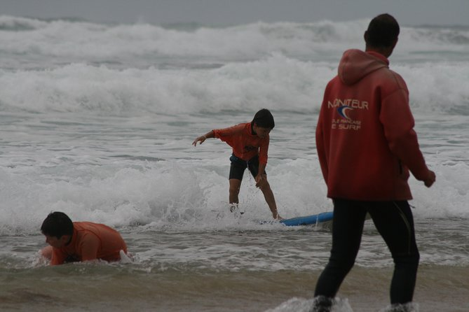 1h30 surf discovery course
