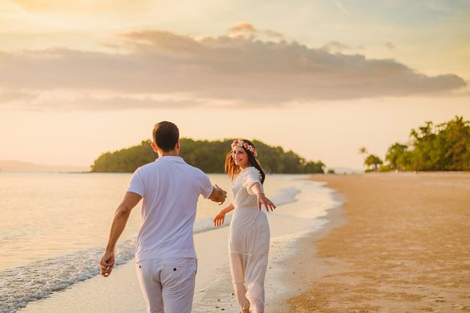 Krabi honeymoon photography service
