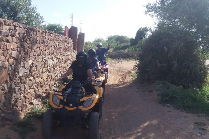 Marrakech: Quad tour at the Palmeraie