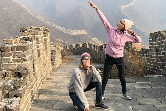 Huanghuacheng Great Wall Hiking photo 8