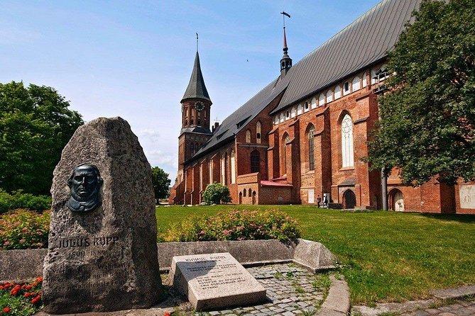 Kaliningrad a la carte tour (Private tour)