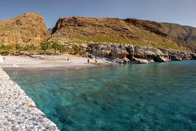 Sea Kayaking Sfakia, Crete