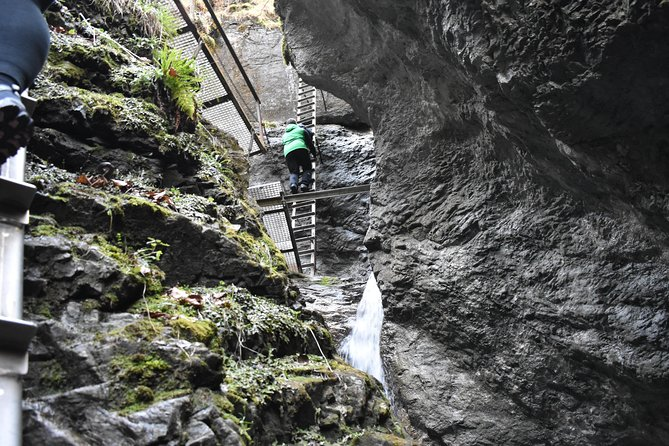 Gorges and ferrata tour in Slovak paradise photo 11