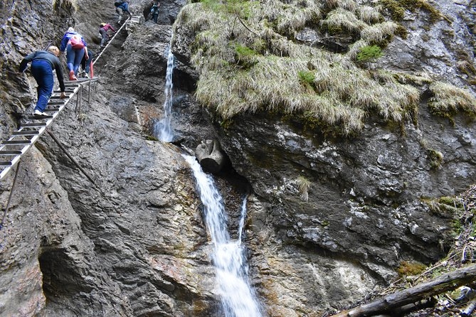 Gorges and ferrata tour in Slovak paradise photo 4