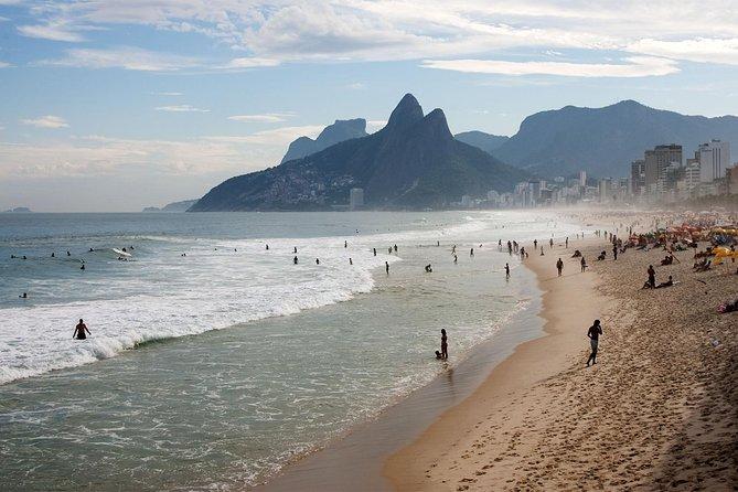 Guanabara Bay Cruise Half-Day Tour in Rio de Janeiro with Transfer