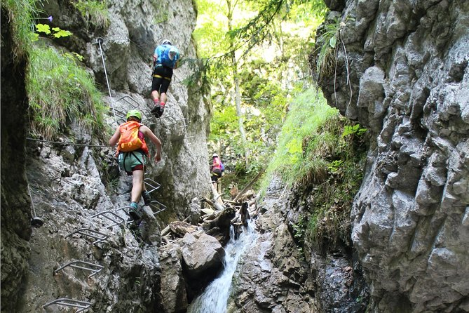 Gorges and ferrata tour in Slovak paradise photo 8