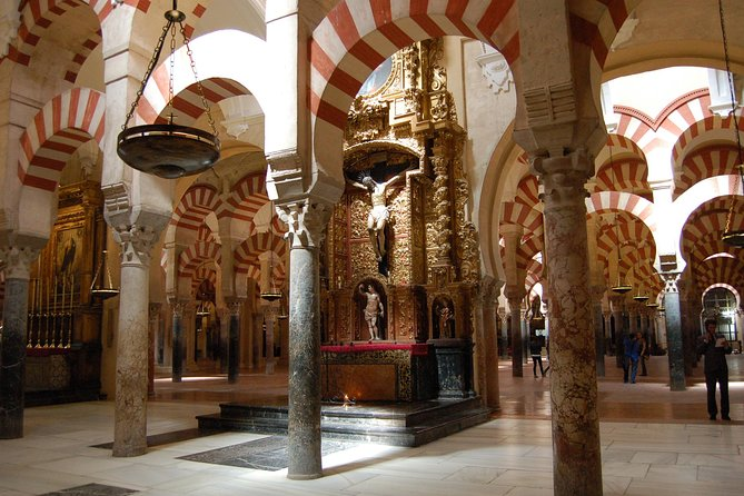 Mosque Cathedral of Cordoba History Tour