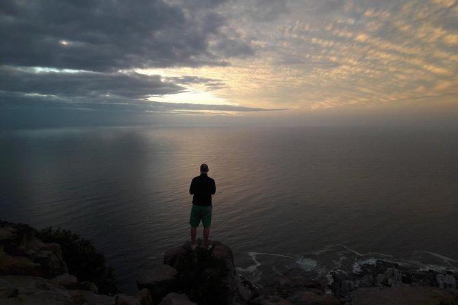 Hike Lion's head sunset