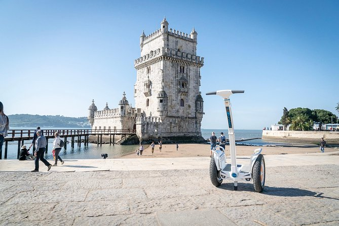 Discoveries Segway Tour by Sitgo