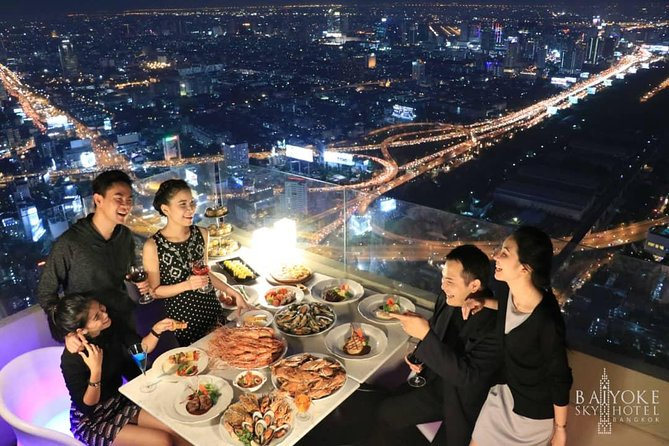 Baiyoke Sky Hotel Observation Deck Ticket With Dinner & 1 Hour Massage photo 6
