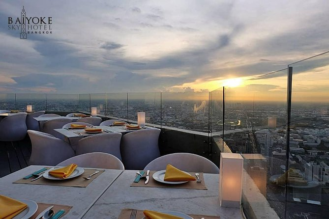 Baiyoke Sky Hotel Observation Deck Ticket With Lunch & 1 - Hour Massage photo 3