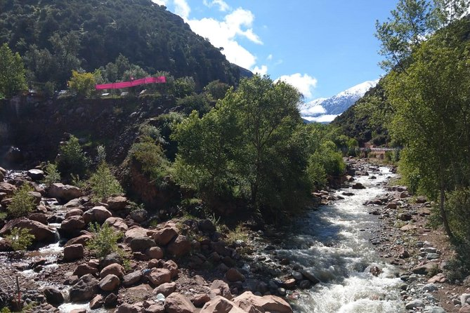 Private Day Tour from Marrakech To Ourika Valley and Atlas Mountain