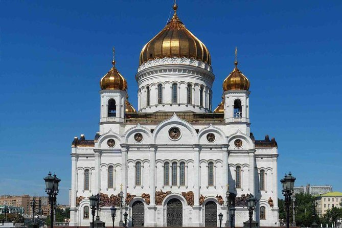 Explore Moscow 4 Days