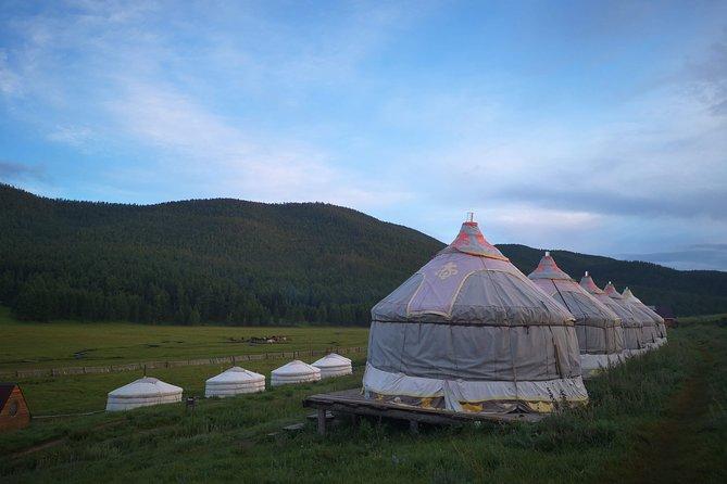 6 Days Tour: Central Mongolia