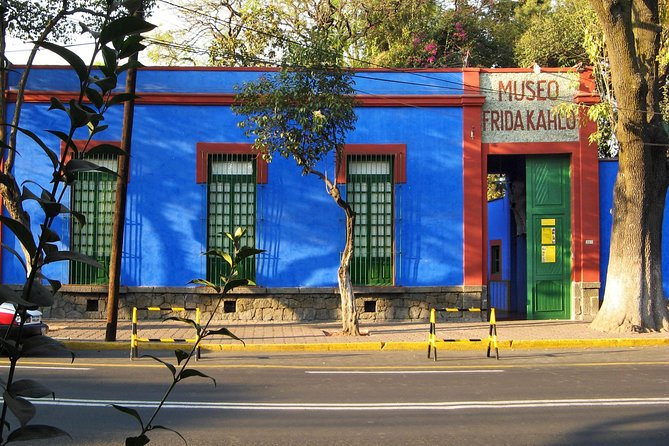 Private from Mexico City: Coyoacan & Frida Kahlo Museum & Xochimilco