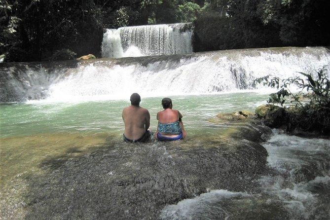 YS Falls plus Black River Safari from Falmouth