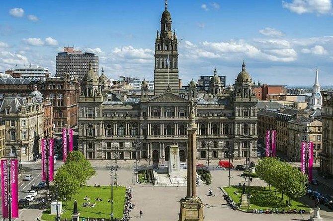 Glasgow Airport to Glasgow City Hotel Glasgow Luxury Chauffeur Hire