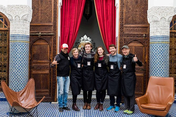 Fez Cooking Class