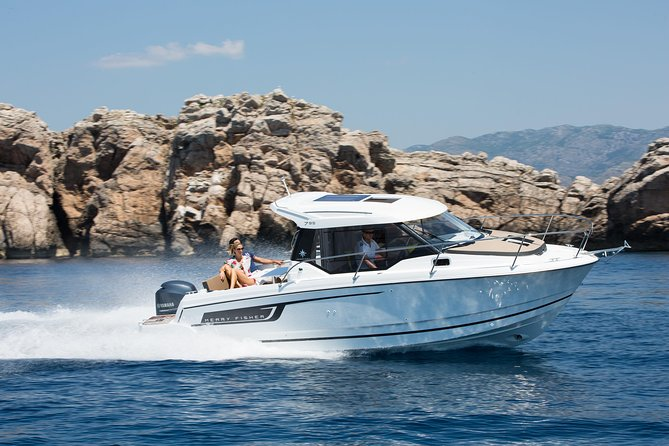 New Merry Fisher 795 - Private Customized Boat Tour