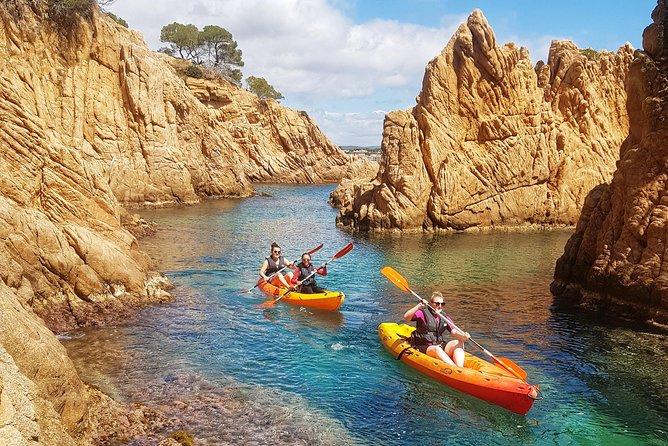 Kayaking & Lagoon Dipping Costa Brava