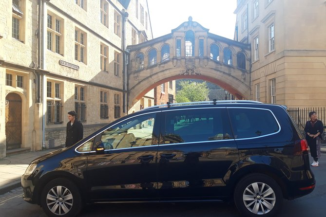 Private Round Trip Transfer: Heathrow Airport to Oxford