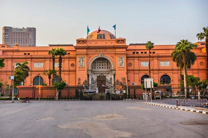 Egyptian Museum & Khan ElKhalili