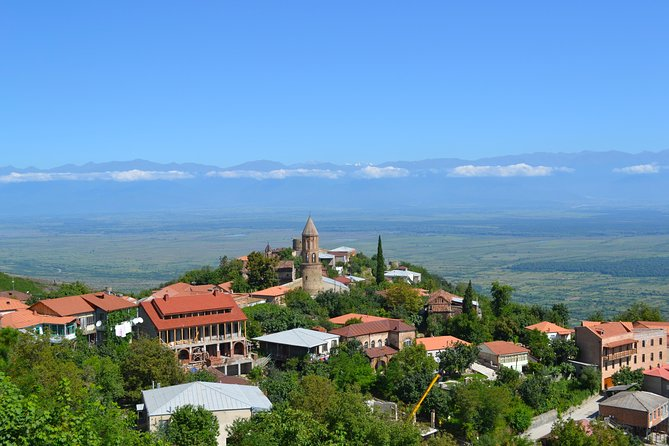 Wine and Culinary Tour in Kakheti Region