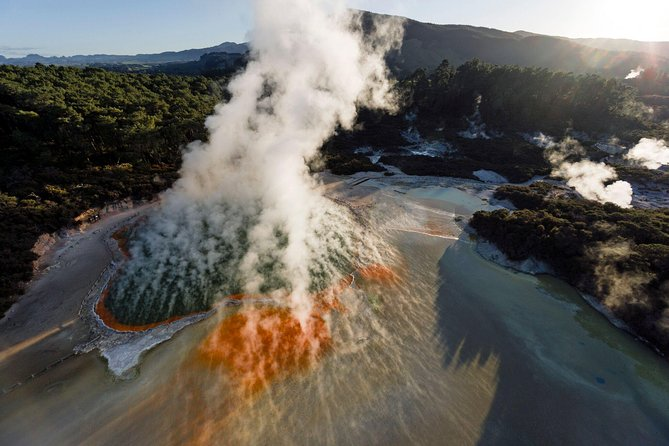 Skip the Line: Wai-O-Tapu Thermal Wonderland Admission Ticket