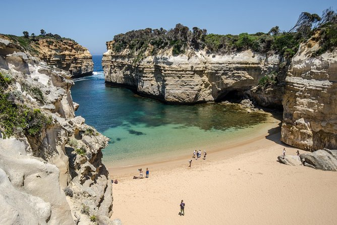 Come visit the pristine and hidden beach of Loch Ard Gorge, Port Campbell National Park.