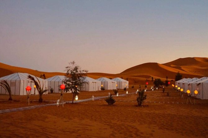 The 3 day sahara desert tour from Marrakech to Fes