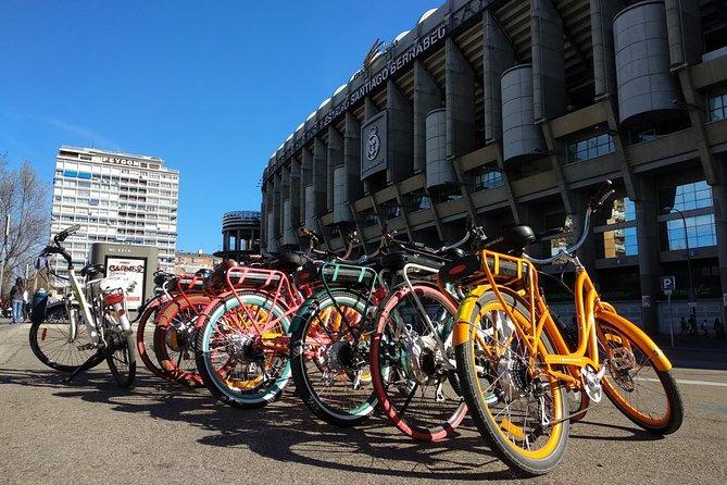 Santiago Bernabeu Premium Bike Tour