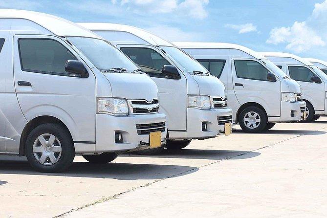 Private Van: Chiang Mai Airport Arrival or Departure Transfer